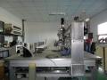 Fying cut machine